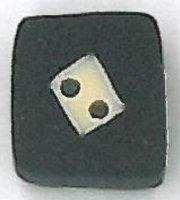 JABCo Lizzie*Kate Collection  LK1004 Tingles White On Black Diamond