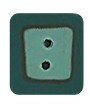 JABCo Mosaic Collectionms1010.T Tiny Teal/Aqua Window