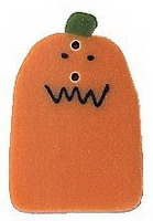 JABCo Mosey 'N Me Collectionmm1008.S Small Squiggle Mouth Pumpkin