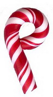 JABCo Seasonal  4403.S Small Candy Cane