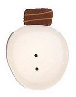 JABCo Seasonal  4430.L Large White Bulb