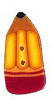 JABCo Seasonal  4443 School Pencil