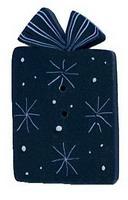 JABCo Seasonal  4455.L Large Blue Gift