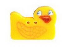 JABCo Seasonal  4483.S Small Rubber Ducky