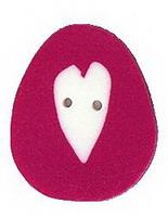 JABCo Seasonal  4493 Pink Easter Egg