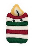 JABCo Seasonal  4509 Holiday Candle