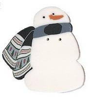 JABCo Seasonal  4512 Country Snowman