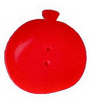 JABCo Seasonal  4517.S Small Red Balloon