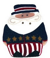 JABCo Seasonal  4558 Uncle Sam