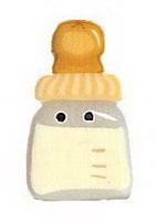 JABCo Seasonal  4580 Baby Bottle