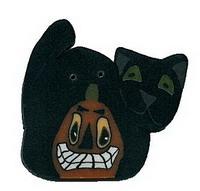 JABCo Seasonal  4587 Fraidy Cat