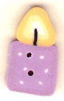 JABCo Seasonal  4642 Lavender Birthday Candle