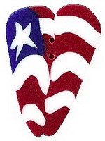 JABCo Shapes  3305.X Extra Large Liberty Heart