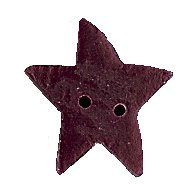 JABCo Shapes  3310.M Medium Black Cherry Star