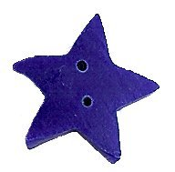 JABCo Shapes  3316.M Medium True Blue Star