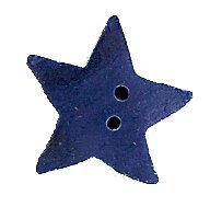JABCo Shapes  3326.L Large Denim Star