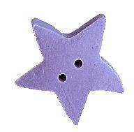 JABCo Shapes  3464.M Medium Periwinkle Star