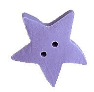 JABCo Shapes  3464.S Small Periwinkle Star