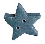 JABCo Shapes  3476.M Medium Ocean Blue Star