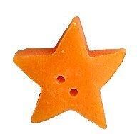 JABCo Shapes  3502.M Medium Orange Star