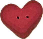 JABCo Shapes3521 Rosy Red Heart