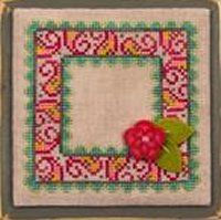 Hands On Designs & JABCo Square·ology Bloom Series #104 Paisley Frame