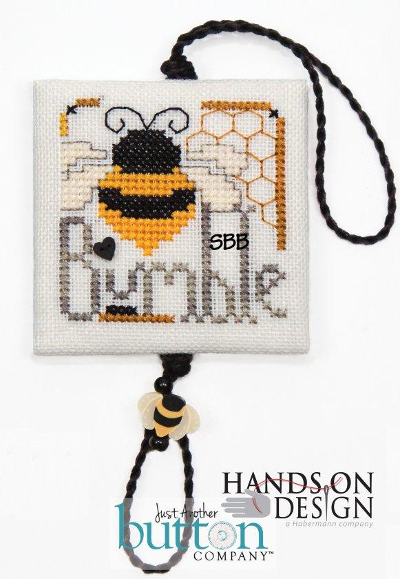 Hands On Designs & JABCo Square·ologyBumble Series #119 Bumble Bit
