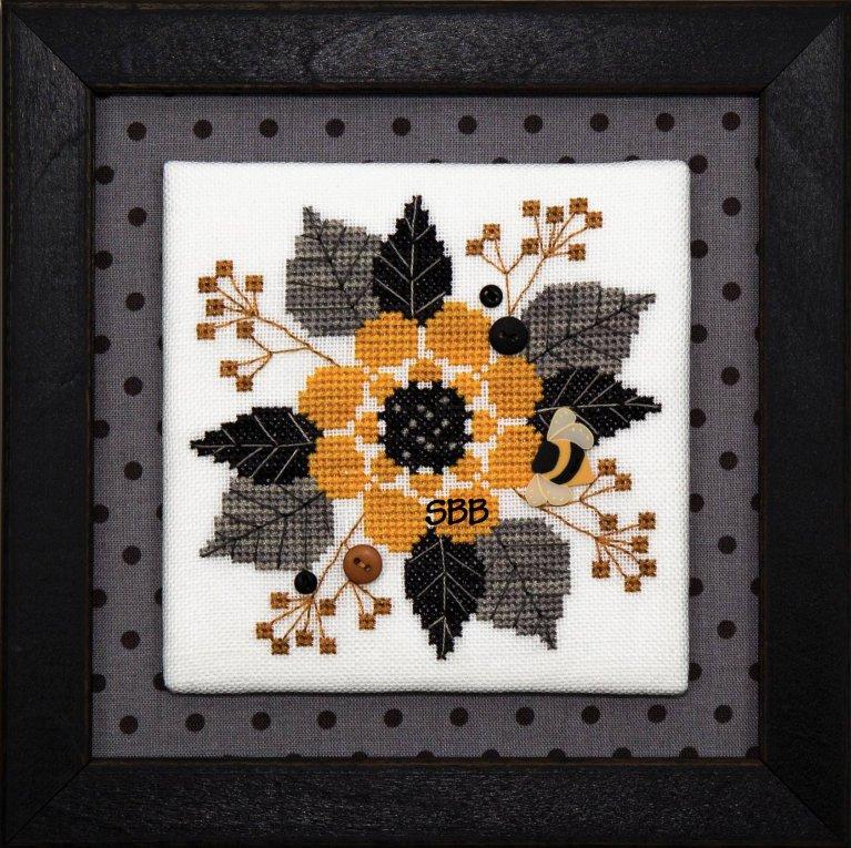 Hands On Designs & JABCo Square·ologyBumble Series #120 Bumble Bouquet