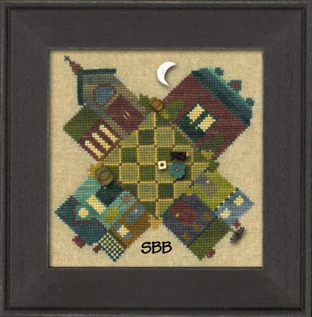 JABCstitch  9946 Autumn On Town Square