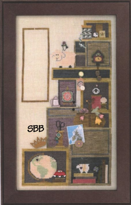 JABCstitch CH1008 Tuffet's Cupboard Part Three