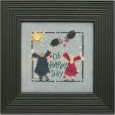 JABCo Stitch Every Day  7287 Oh Happy Day