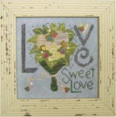 JABCo Stitch Every Day  7357X Love Sweet Love