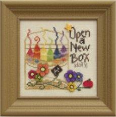 JABCo Stitch Every Day  7455 Open A New Box