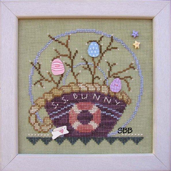 JABCo Stitch Every Day  8752 Cup O Tea April