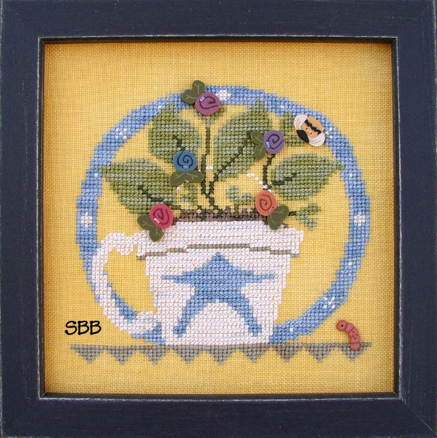 JABCo Stitch Every Day  8776 Cup O Tea May