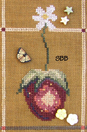 JABCo Stitch Every Day  9053 Teaspoon Collection June