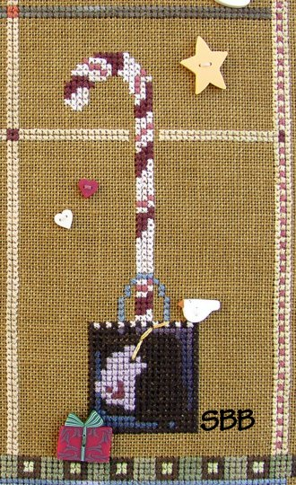 JABCo Stitch Every Day  9059 Teaspoon Collection December