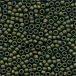 Mill Hill Antique Glass Beads03014 Matte Olive