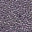 Mill Hill Antique Glass Beads03045 Metallc Lilac