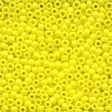 Crayon Seed Beads02059 Yellow