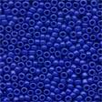 Crayon Seed Beads02065 Royal Blue
