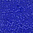 Mill Hill Frosted Glass Beads60020 Royal Blue