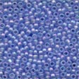 Mill Hill Frosted Glass Beads60168 Sapphire