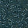 Mill Hill Frosted Glass Beads62021 Gunmetal