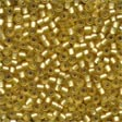 Mill Hill Frosted Glass Beads62031 Gold