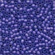 Mill Hill Frosted Glass Beads62034 Blue Violet