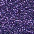Mill Hill Frosted Glass Beads62042 Royal Purple