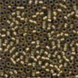 Mill Hill Frosted Glass Beads62057 Khaki