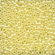 Mill Hill Glass Seed Beads02002 Yellow Creme