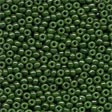 Mill Hill Glass Seed Beads02094 Opaque Moss